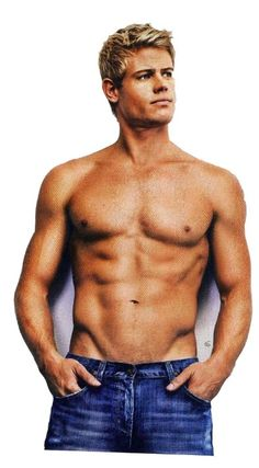 trevor donovan, teddy from 90210. damn.