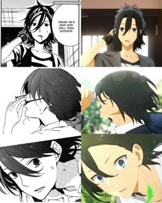 All Anime, Anime Love, Anime Guys, Anime Art, Fanart, Horimiya, Fairy Tail Anime, Shinigami, Manga Games