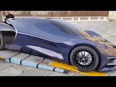 IED Syrma 2015 car concept - YouTube