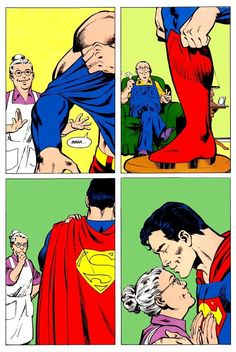 The Man of Steel Issue - Read The Man of Steel Issue comic online in high quality Dc Comics, Action Comics 1, Comics Online, Superman Characters, Superman Comic, Batman, Comic Art Fans, Teen Titans Starfire, Superman Family
