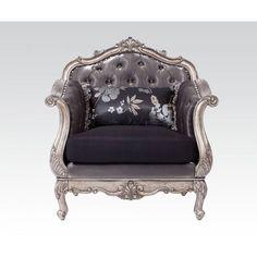 CHANTELLE Chair w/1Pillow