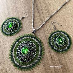 Fendi, Crochet Earrings, Knitting, Jewelry, Jewlery, Tricot, Jewerly, Breien, Schmuck