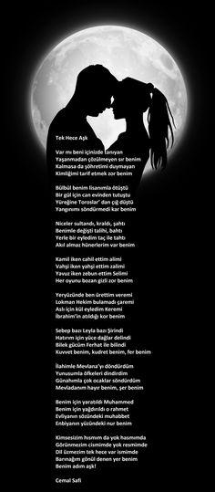 Tek Hece Aşk - Cemal Safi