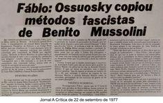 Jornal A Crítica - 22/09/1977