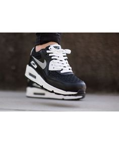 2017 Nike Air Max 90 Black MC063 787 Trainer Deals Feeling very cool, very comfortable to wear, very suitable for young friends.