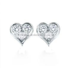 Sharmayn98 Tiffany And Co Tiffany Earrings Heart