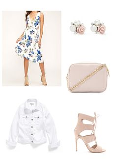 Spring Outfit Idea - Date Night Look