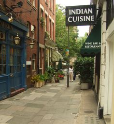 Lamb's Conduit Passage, London, I have actually been here which is kinda crazy seeing it as a pin...