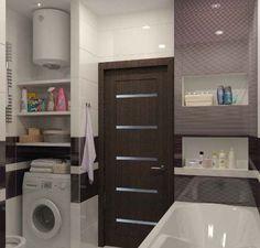 полочка до потолка экономят место в ванной комнате