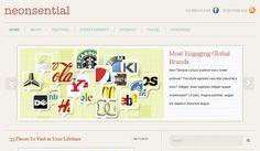 35 Great Free WordPress Clean Themes on http://www.cssreflex.com