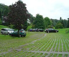 Grass Concrete: Grasscrete® concrete paver system 1 of 6