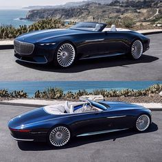 Mercedes Benz – One Stop Classic Car News & Tips Mercedes Benz Maybach, Top Luxury Cars, Luxury Sports Cars, Yacht Design, Design Cars, Mercedes Concept, Automobile, Mercedez Benz, Lux Cars