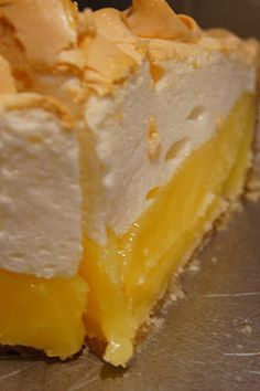 headtones: Lemon Meringue Pie