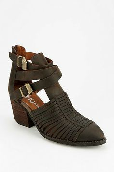 Jeffrey Campbell Stillwell Fisherman Ankle Boot
