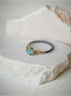 Free People Raw Opal Ring, $328.00
