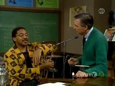 Mister Rogers Neighborhood and Wynton Marsalis by Wynton Marsalis. Clip from Mr. Rogers Neighborhood, Season 16, Episode 13, with a young Wynton Marsalis on trumpet, Joe Negri on guitar, and the incredible Johnny Costa (who was also the music director for the show) on piano, playing the Fred Rogers composition Its You I Like, along with a medium-tempo blues. Originally aired May 7, 1986.
