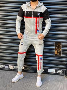 Stylish Mens Outfits, Casual Outfits, Indian Men Fashion, Mens Fashion, Moda Nike, Nike Clothes Mens, African Dresses Men, Adidas Tracksuit, Men Online