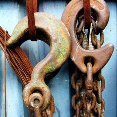 blacksmith hooks by tina negus on flickr