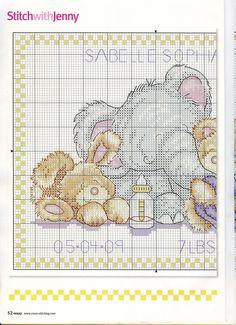 Baby Sampler
