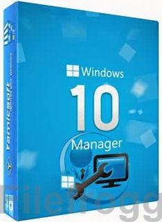 Yamicsoft Windows 10 Manager 1.0.1 Full Patch