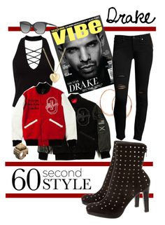"""Drake Inspired"" by fernshadowstudio-com ❤ liked on Polyvore featuring Lana, Paige Denim, Miss Selfridge, Drakes London, Stuart Weitzman, Gucci, Finn, Emilio Pucci, DRAKE and views"
