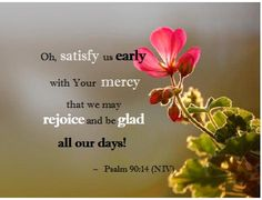 thank you Lord for MERCY...