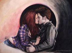 'Eclipse' Fan Art.