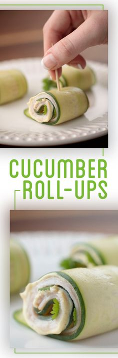 This is the perfect low-carb appetizer or snack!