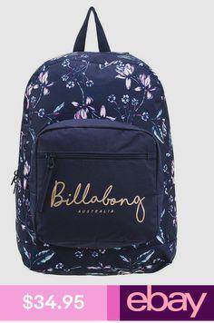 7d4050bcdead Billabong Drawstring Backpacks Clothing