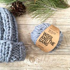 Quick Chunky Knit Hat Pattern – Mama In A Stitch 4fc7a0f84334