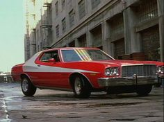 Starsky and Hutch Ford Gran Torino (ABC/CBS/NBC)