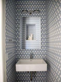 177 Meilleures Images Du Tableau Papier Peint Toilettes