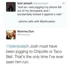 Josh just got roasted by his own mother