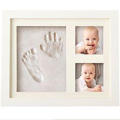 nice ¡FASCINANTE KIT DE MARCO DE HUELLAS DE MANO Y PIE DE BEBÉ para niño y niña, regalos originales y únicos para la fiesta de bienvenida del bebé, decoraciones de pared o mesa con recuerdos memorables, marcos de arcilla y madera! Mas info: http://www.comprargangas.com/producto/fascinante-kit-de-marco-de-huellas-de-mano-y-pie-de-bebe-para-nino-y-nina-regalos-originales-y-unicos-para-la-fiesta-de-bienvenida-del-bebe-decoraciones-de-pared-o-mesa-con-recuerdos-memorable/
