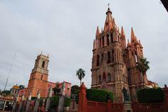 Parroquia San Miguel Arcángel.