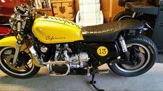1981 Honda Goldwing Cafe Racer