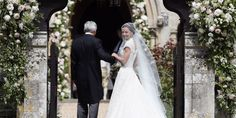 Pippa Middleton Wedding Photos - Kate Middleton and Pippa Middleton Wedding Pictures