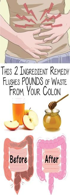 Give your gut a natural cleanse with this remedy.