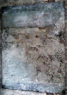 100x120 metall/rost /grau  Sonja Bittlinger