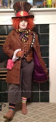 Coolest Mad Hatter Costume ...This website is the Pinterest of costumes