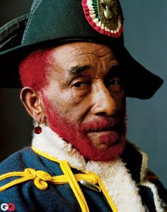 Dub master, Lee Scratch Perry.