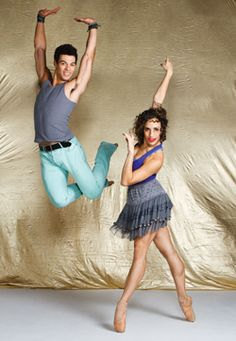 SYTYCD Winners...Team Ballet!