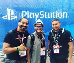 Otro año que #infogamers dice presente en la conferencia de #sony #E32016 #PeroEnContenido