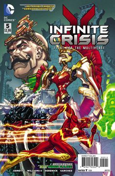 Infinite Crisis: Fight For the Multiverse #5 (Issue)