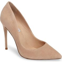 dea7448e4d8 For the Gianvito Rossi 105 Praline Suede Pumps Shoes For Less