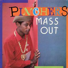 USED ITEM:  Pinchers - Mass Out (ORIGINAL PRESS)