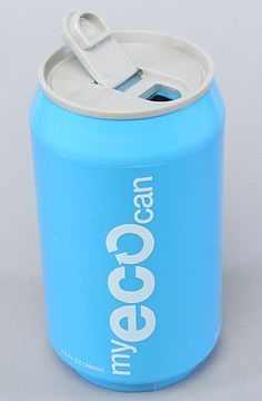 MollaSpace: The My Eco Can in Blue