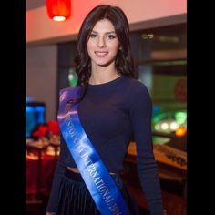Miss Bristol 2016, Gabriella Papp, opening the Bakers Dolphin store at The Arcade in Bristol