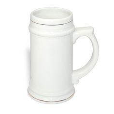 Bierkrug 660ml, Weiß, A+ – Beney Plus