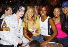 MJ with Destiny's Child